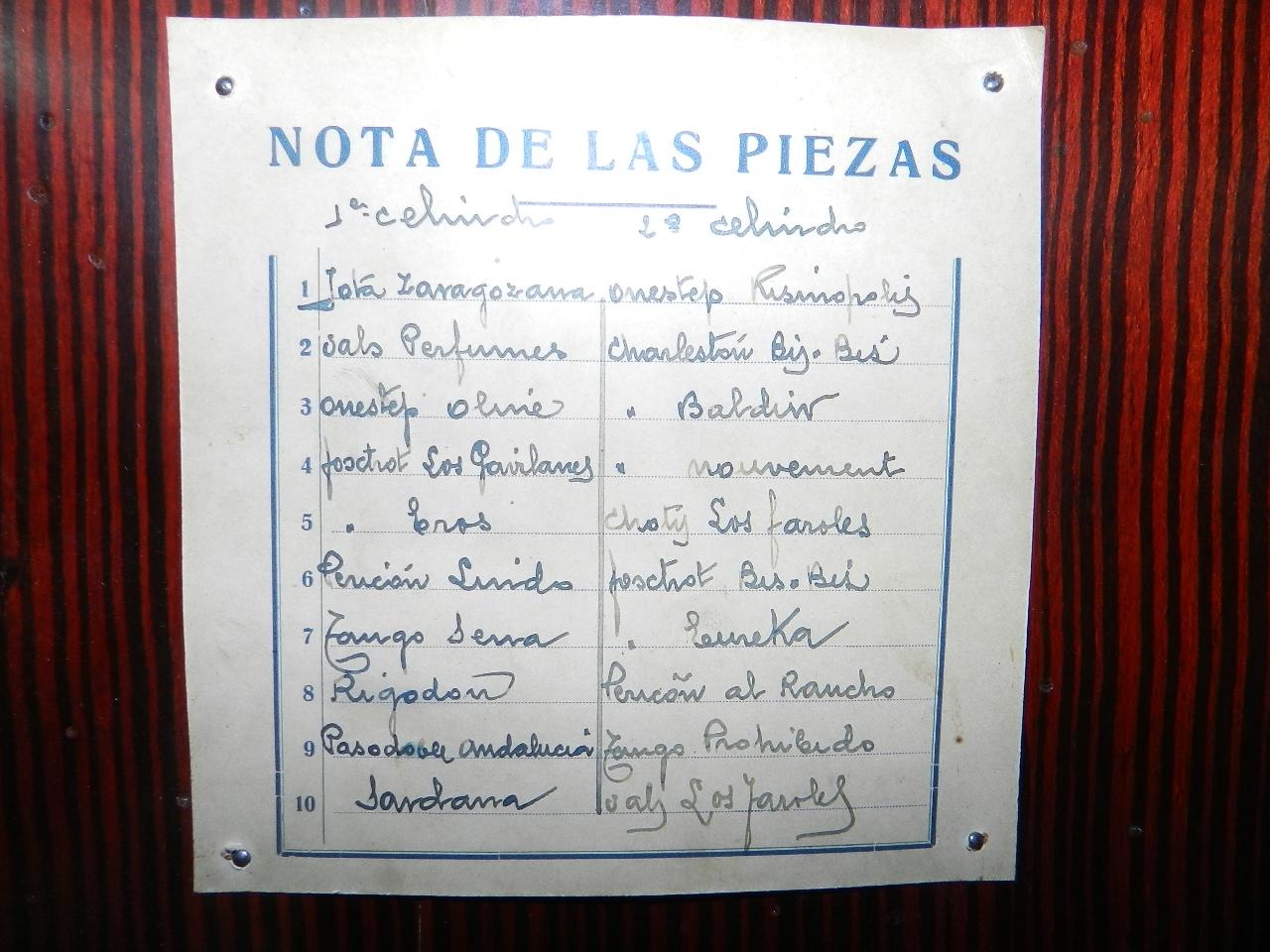 Imagen ORGANILLO MANUBRIO LUIS CASALI 1920 27187