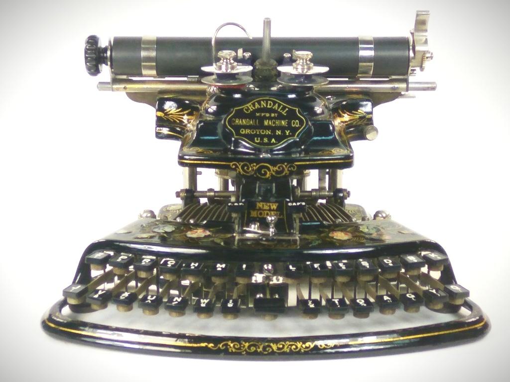 Imagen CRANDALL NEW MODEL AÑO 1885 27212