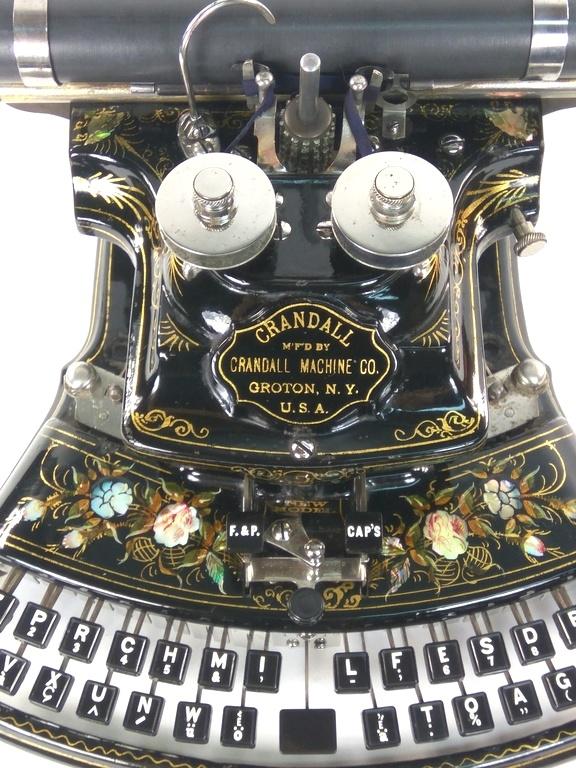 Imagen CRANDALL NEW MODEL AÑO 1885 27224