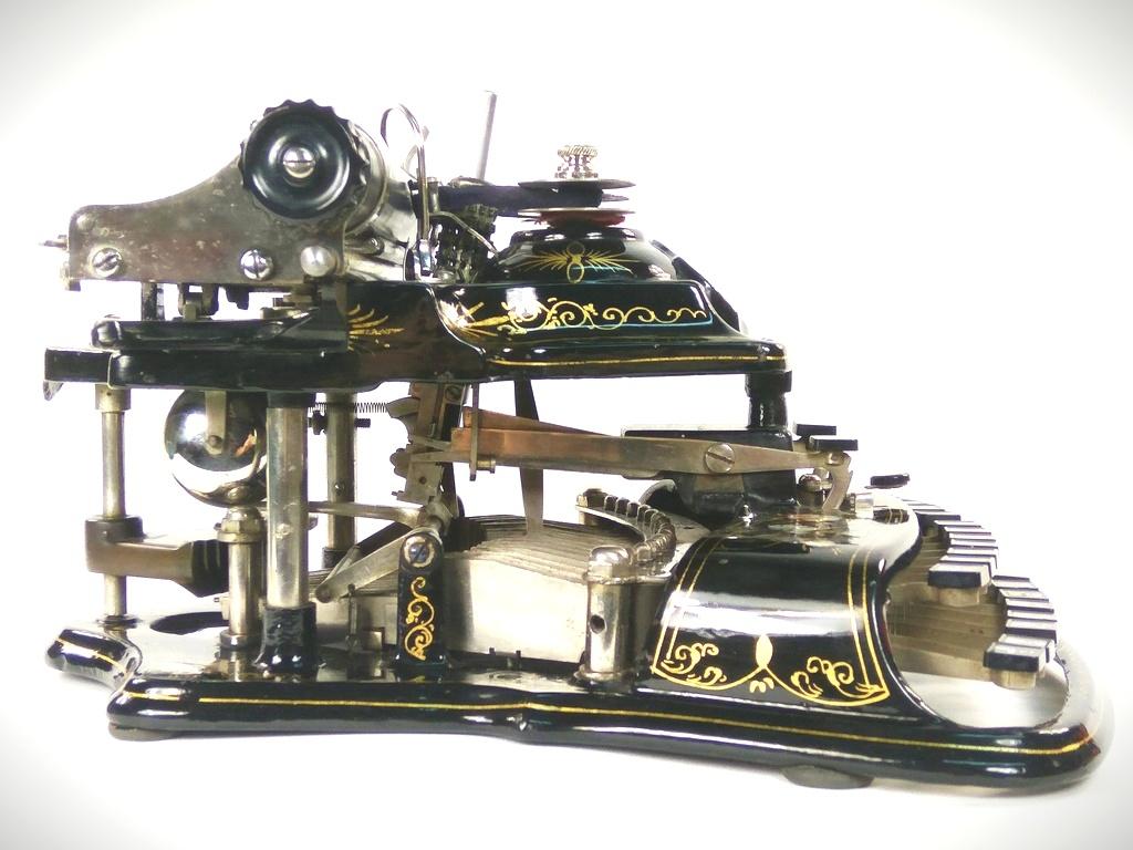 Imagen CRANDALL NEW MODEL AÑO 1885 27221