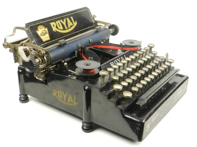 ROYAL Nº5  AÑO 1910