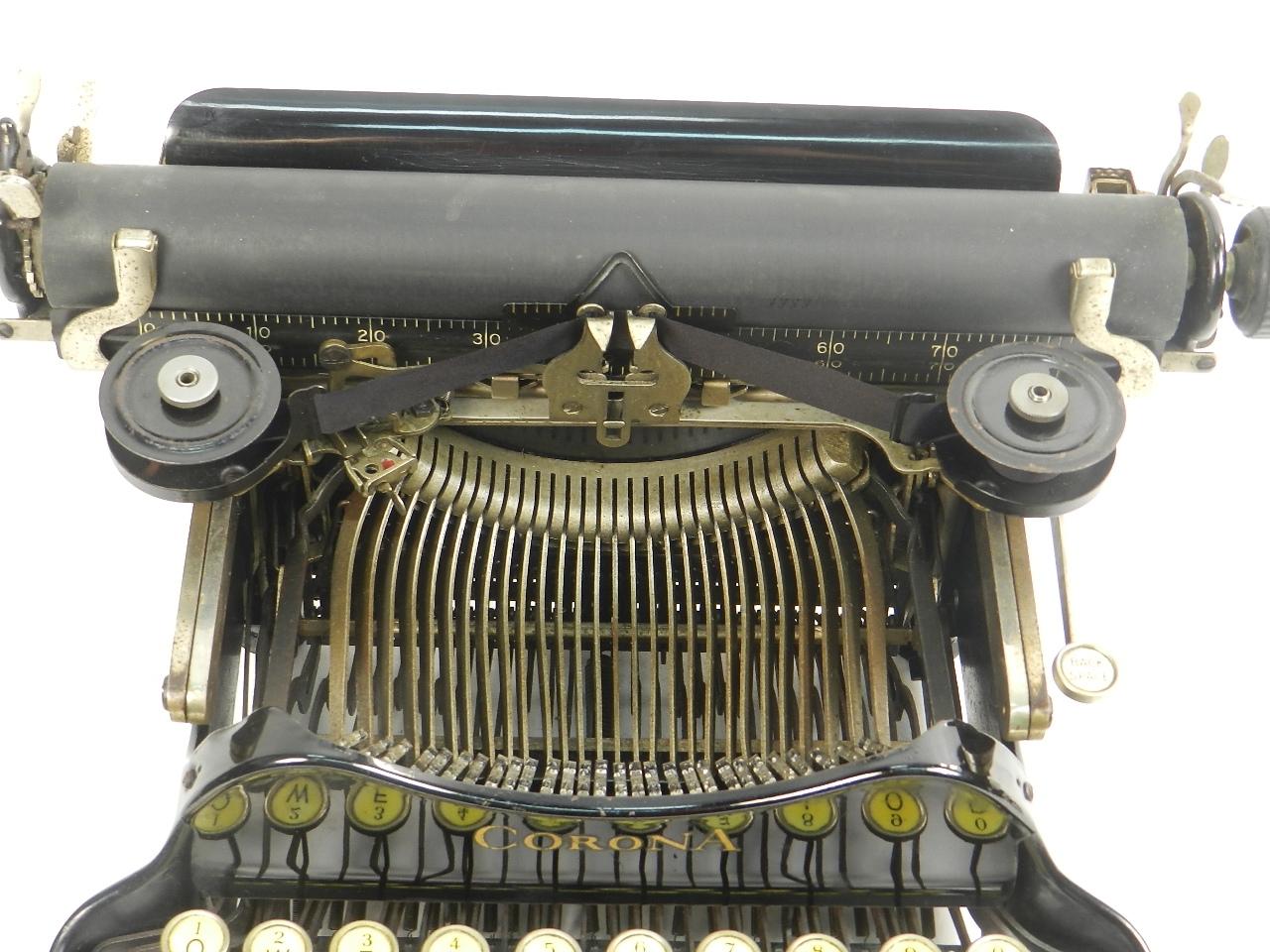 Imagen CORONA Nº3   AÑO 1912 27318