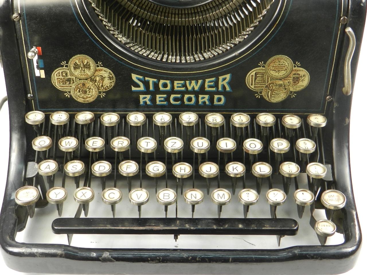 Imagen STOEWER RECORD AÑO 1910 27372