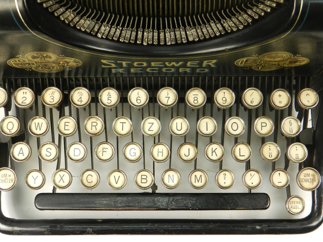 Imagen STOEWER RECORD AÑO 1910 27376