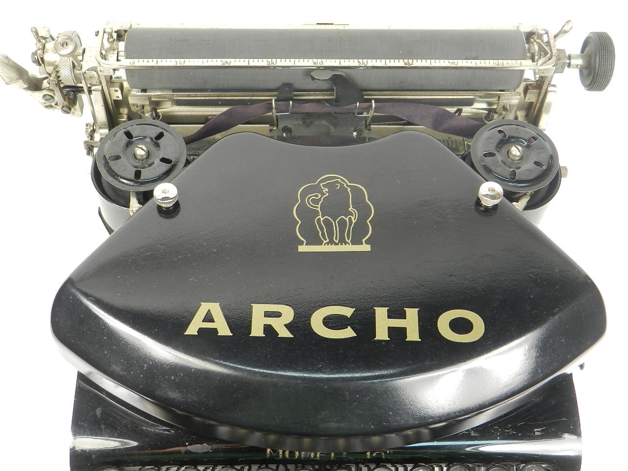 Imagen ARCHO Mod. 10  AÑO 1922 27447