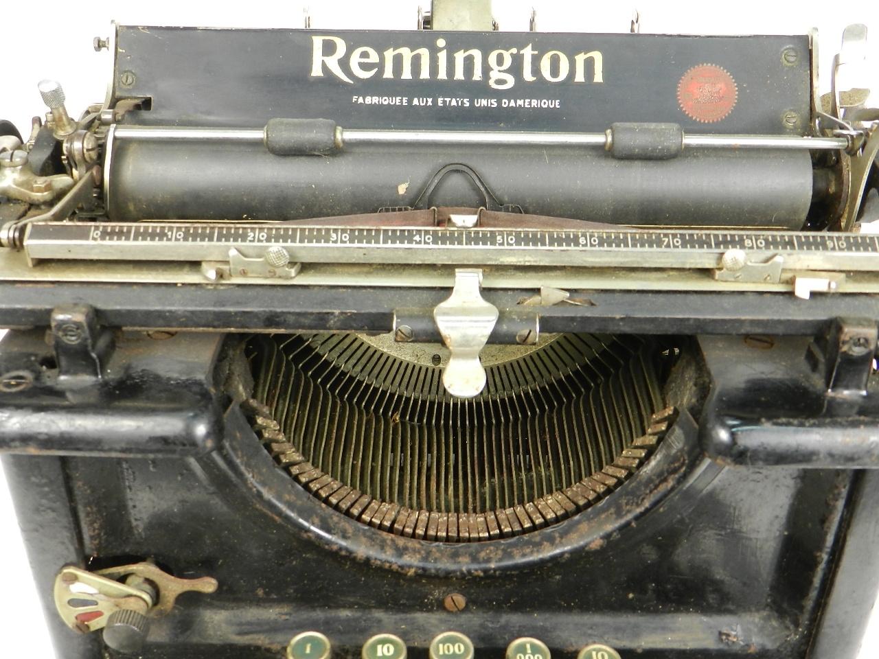 Imagen REMINGTON Nº12  AÑO 1927 27520