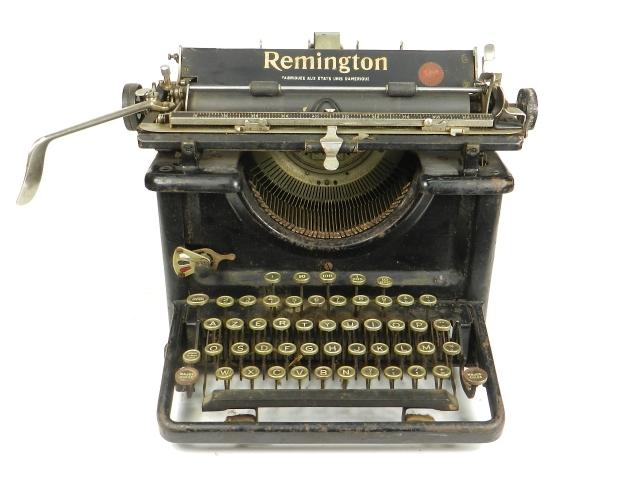 REMINGTON Nº12  AÑO 1927