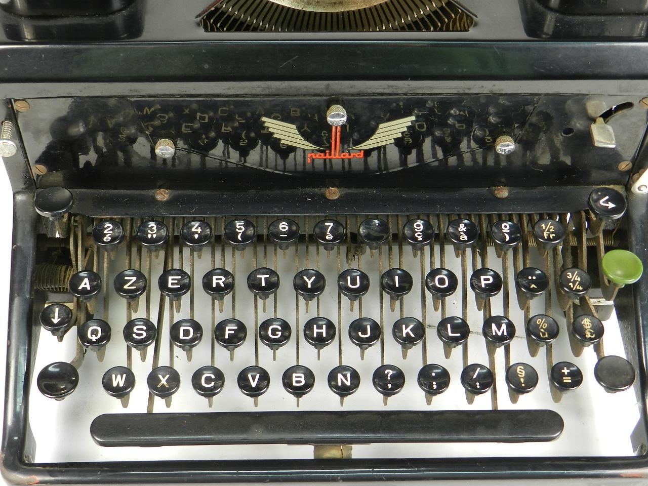 Imagen HERMES PAILLARD  AÑO 1935 27557