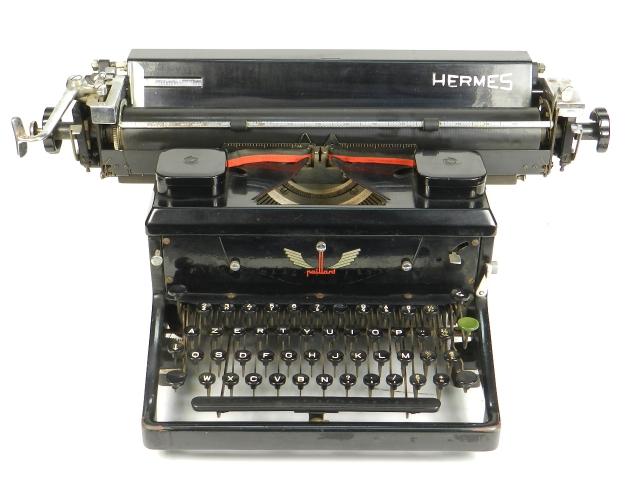HERMES PAILLARD  AÑO 1935