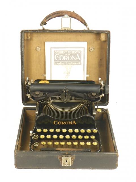 CORONA Nº3   AÑO 1912