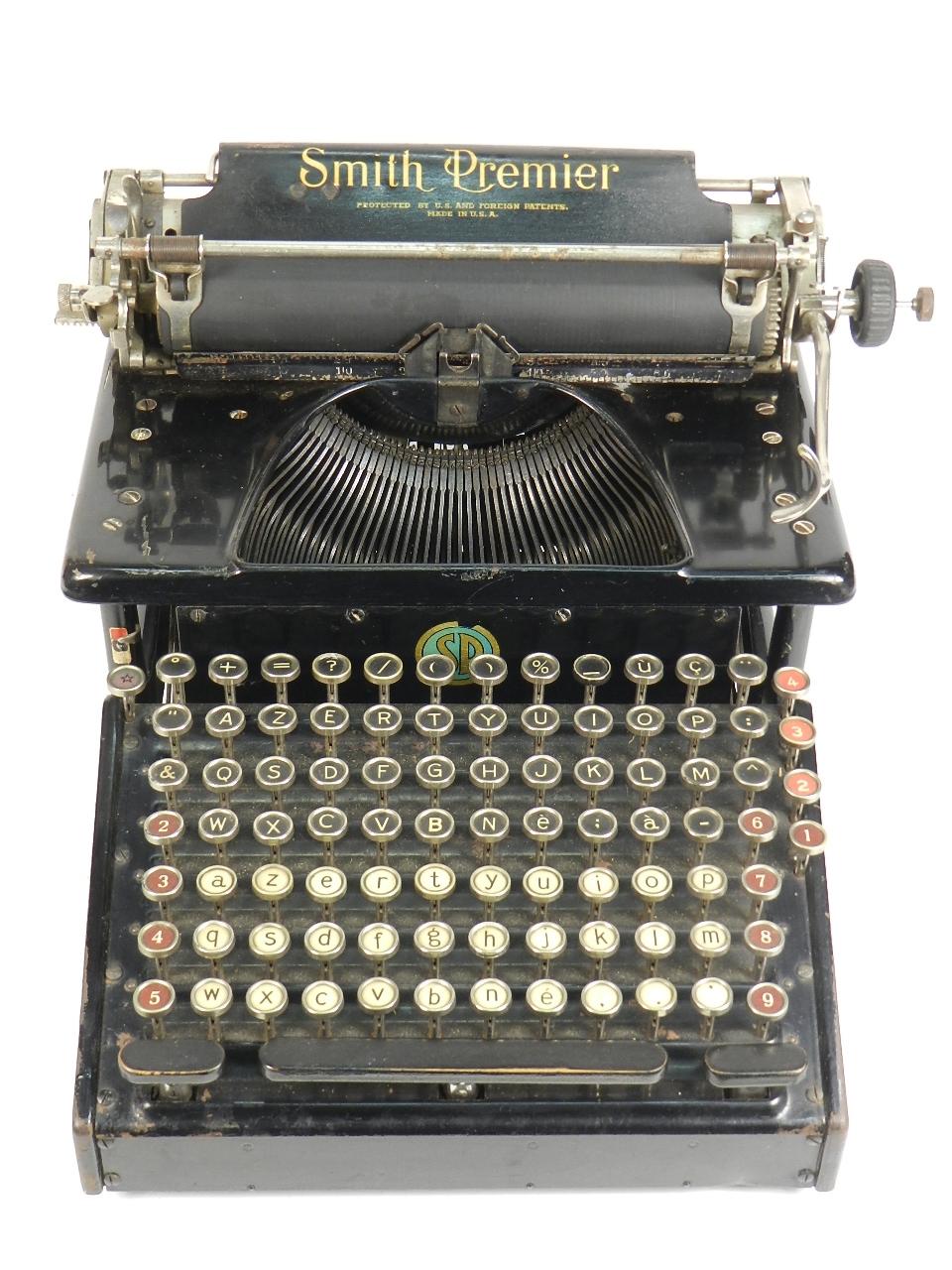 Imagen SMITH PREMIER Nº10  AÑO 1910 27626