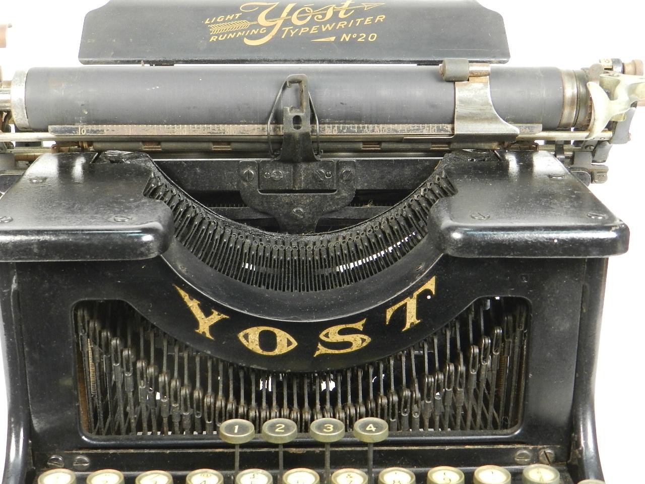 Imagen YOST Nº20  AÑO 1912 27660