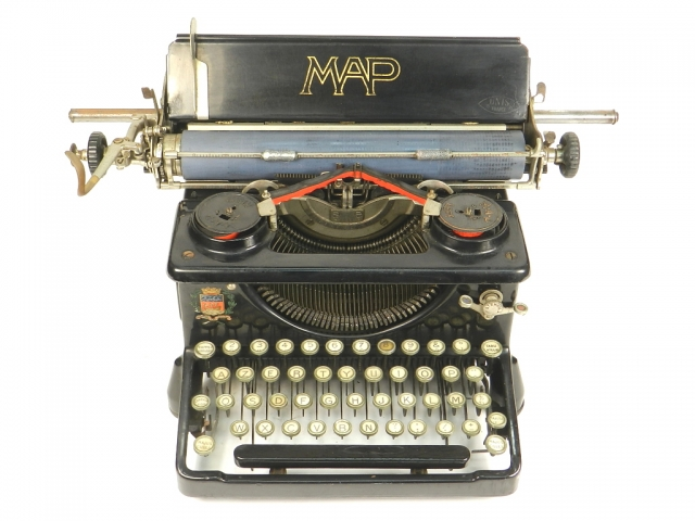 M.A.P.  AÑO 1921