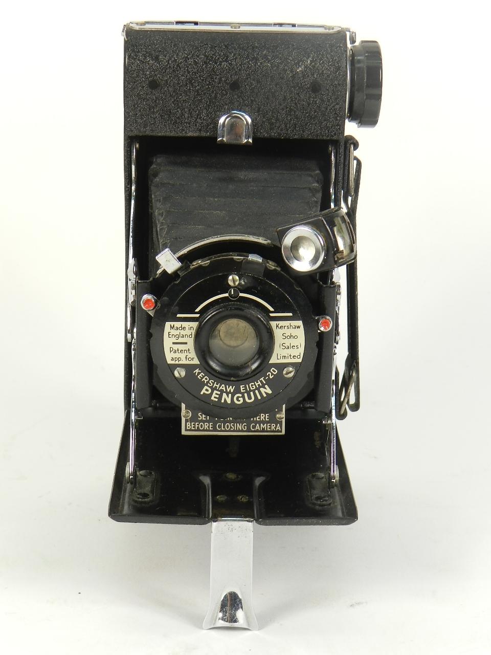 Imagen KERSHAW EIGHT-20 PENGUIN  AÑO 1946 27880
