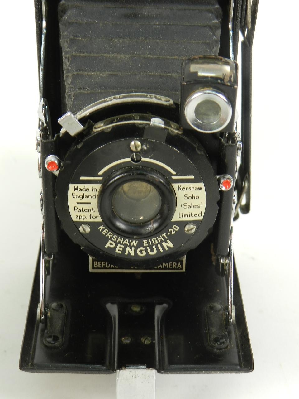 Imagen KERSHAW EIGHT-20 PENGUIN  AÑO 1946 27881