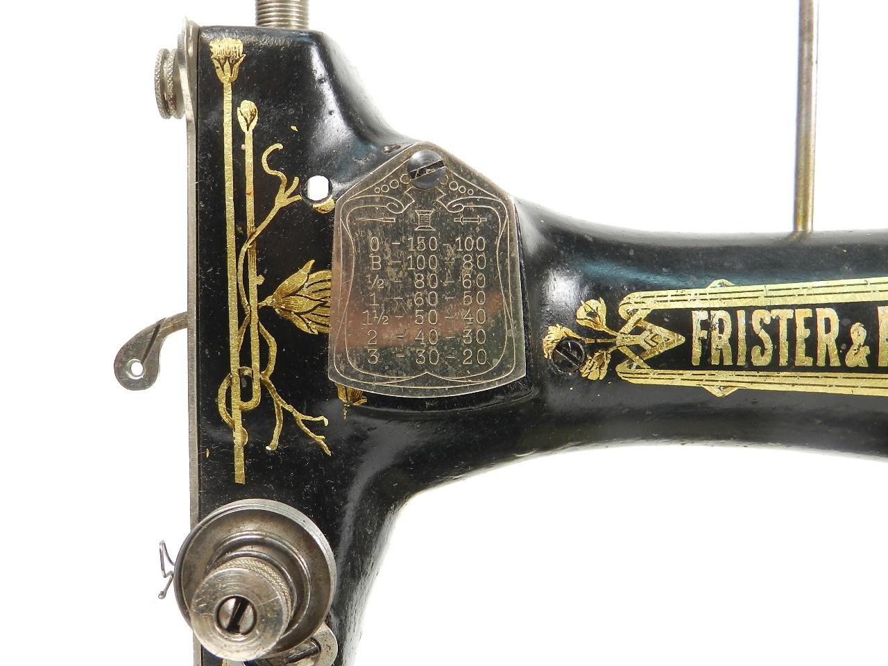 Imagen FRISTER & ROSSMANN  AÑO 1909 27895
