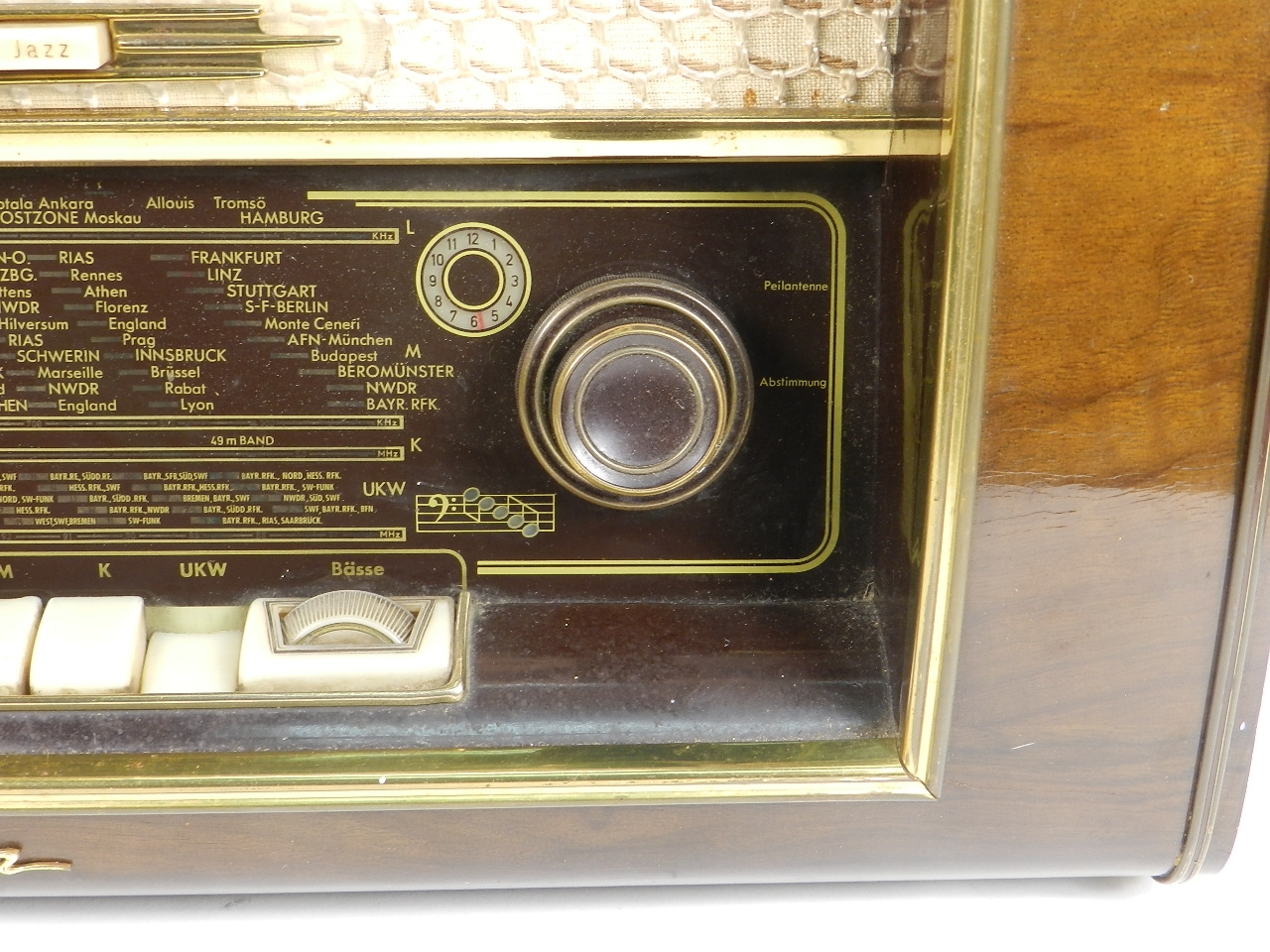 Imagen RADIO NORDMENDE Mod. CARMEN 56  AÑO 1956 27911