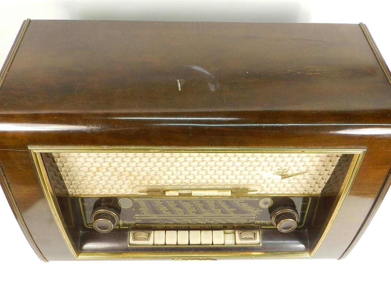 Imagen RADIO NORDMENDE Mod. CARMEN 56  AÑO 1956 27915