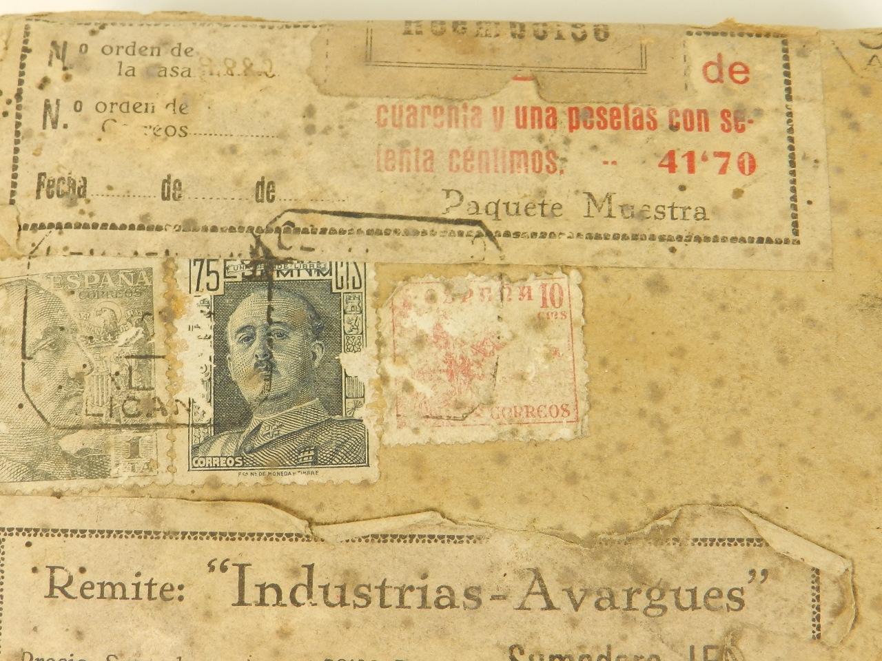 Imagen SUMADORA IFACH  AÑO 1943 27920