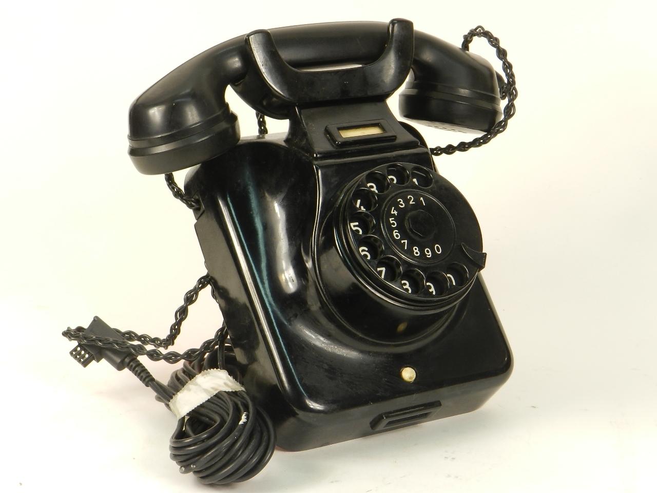 Imagen TELÉFONO DE PARED W49  AÑO 1950 27941