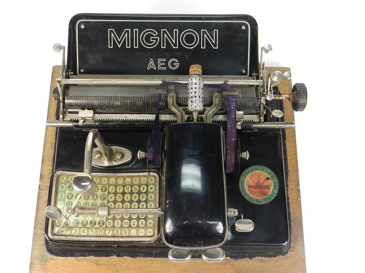 Imagen MIGNON Nº4   AÑO 1924 27946