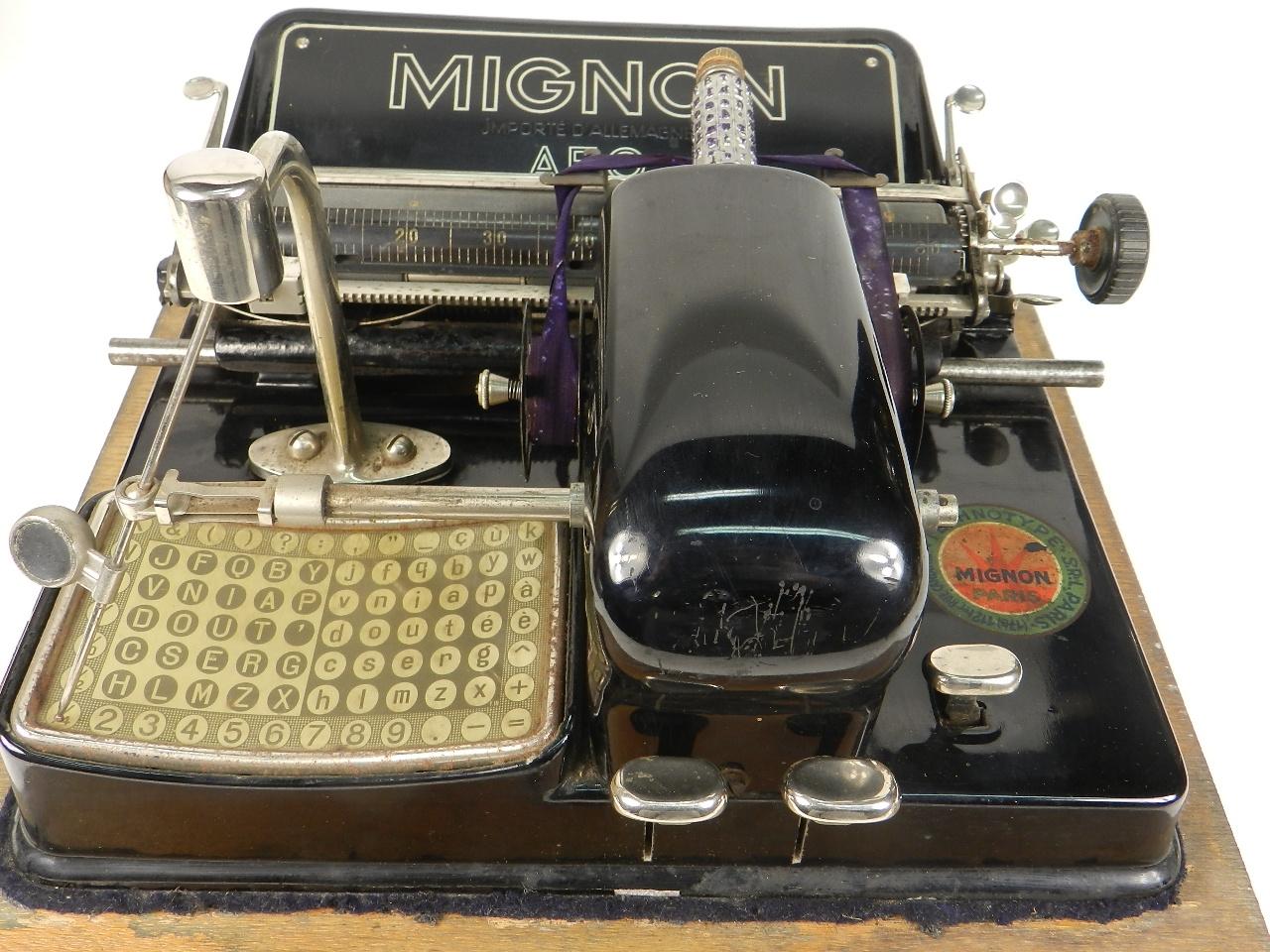 Imagen MIGNON Nº4   AÑO 1924 27948