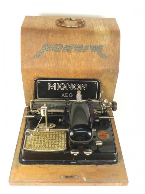 MIGNON Nº4   AÑO 1924
