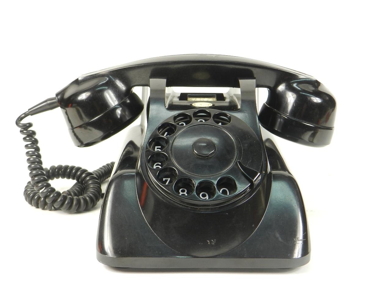 Imagen TELÉFONO PTT BAQUELITA AÑO 1950 28003