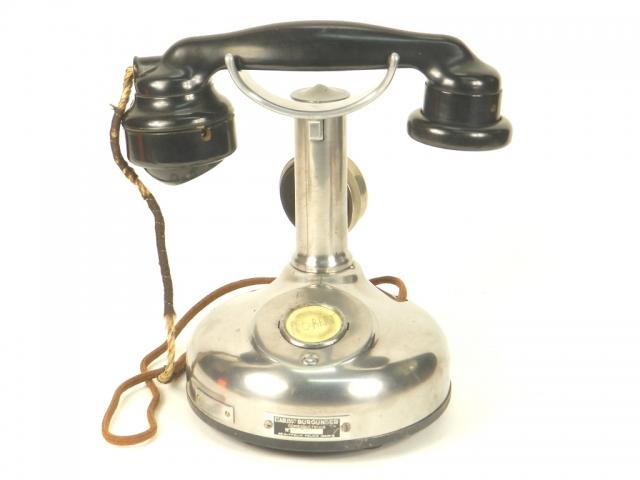 TELÉFONO DE SOBREMESA AÑO 1920