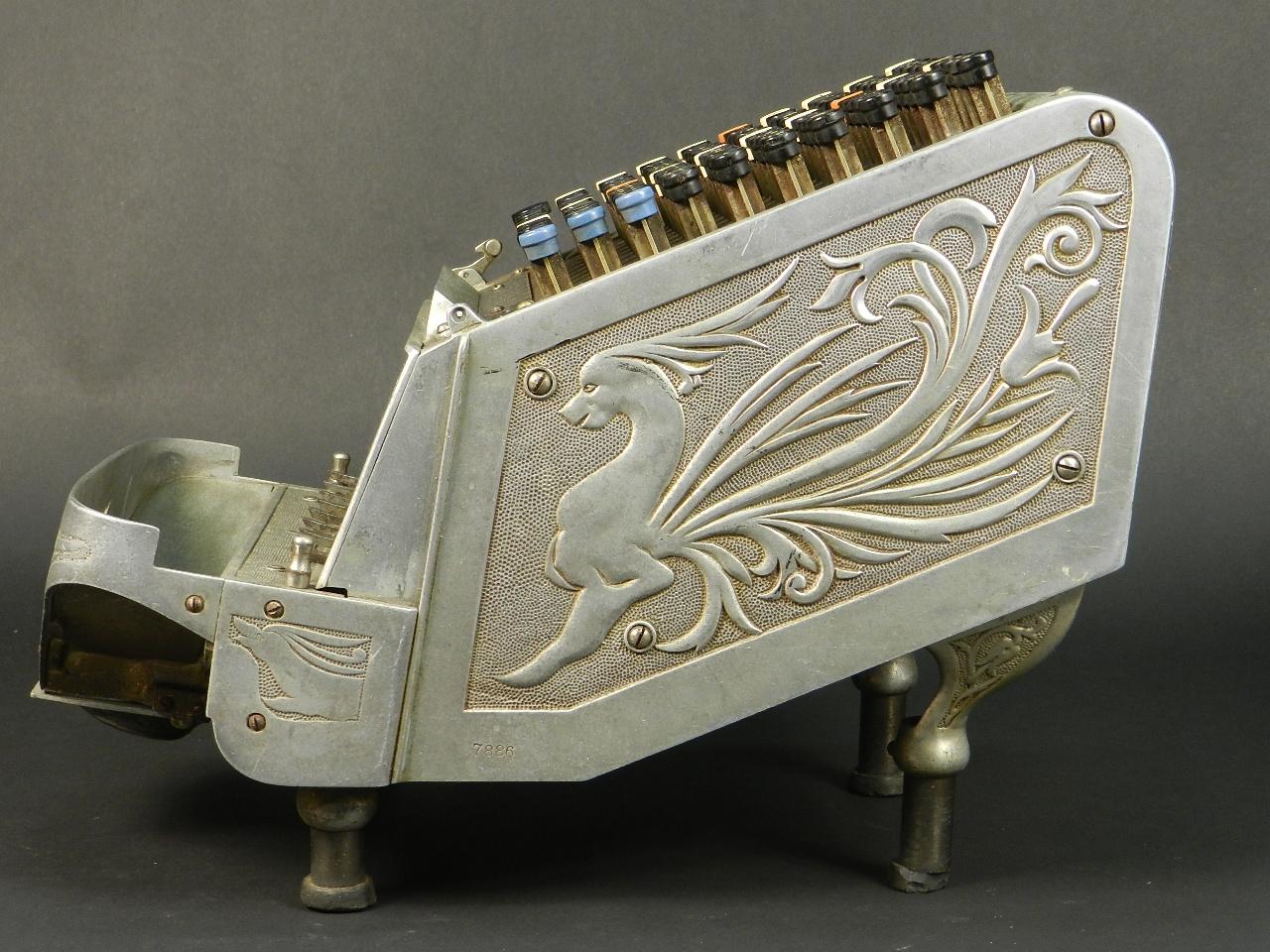 Imagen BRANDT AUTOMATIC CASHIER AÑO 1910 28070
