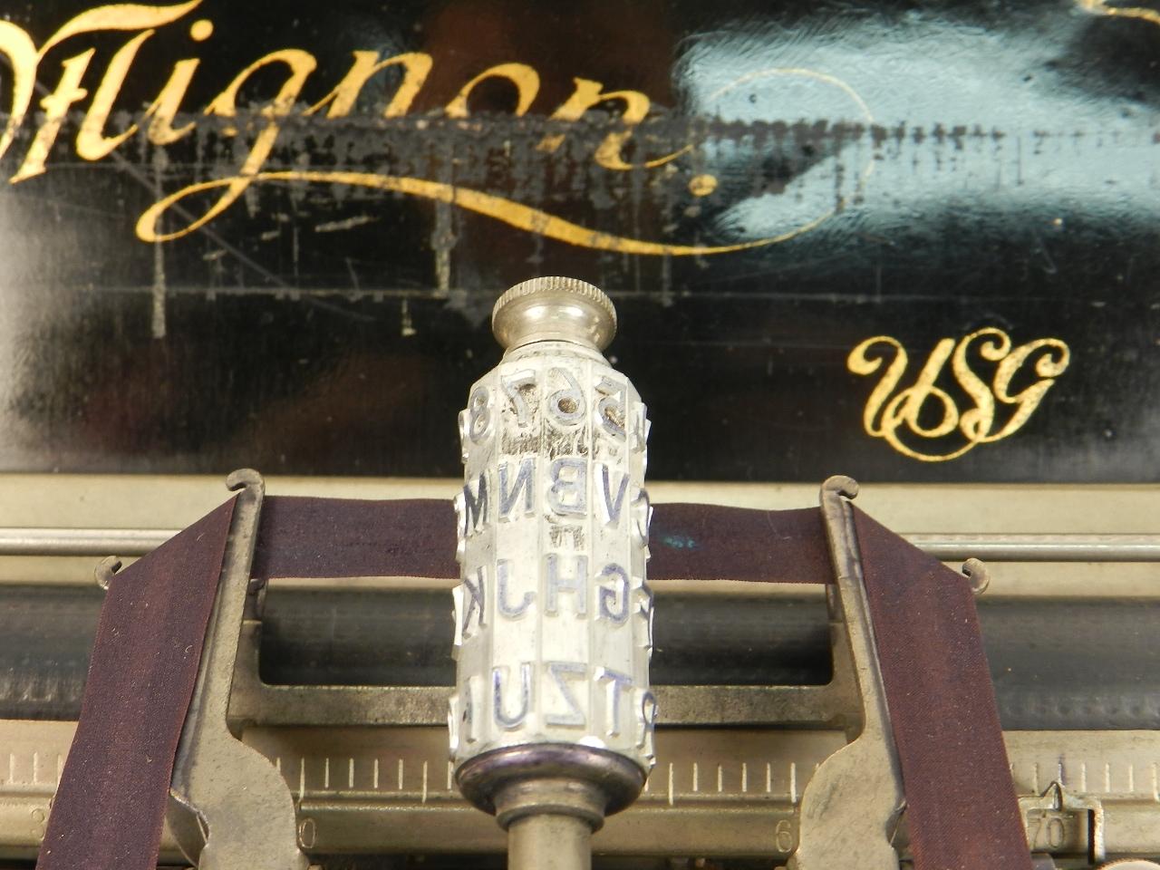 Imagen MIGNON Nº2  AÑO 1905 28129