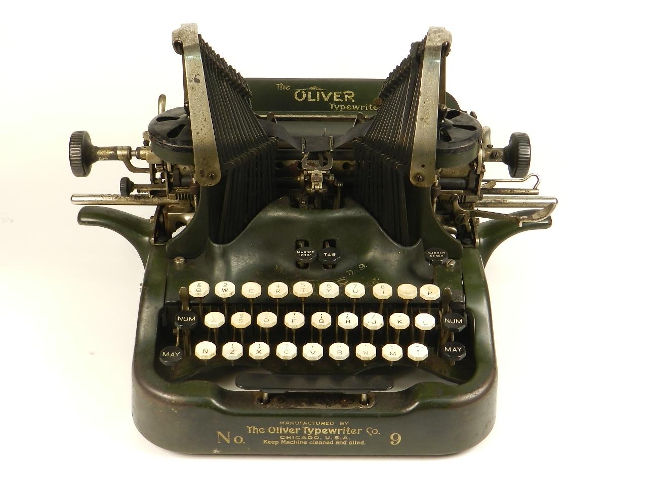 Imagen OLIVER Nº9  AÑO 1917 28317
