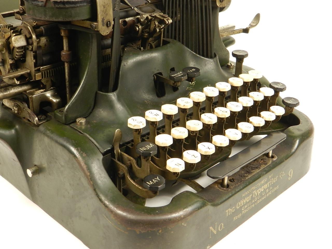 Imagen OLIVER Nº9  AÑO 1917 28327