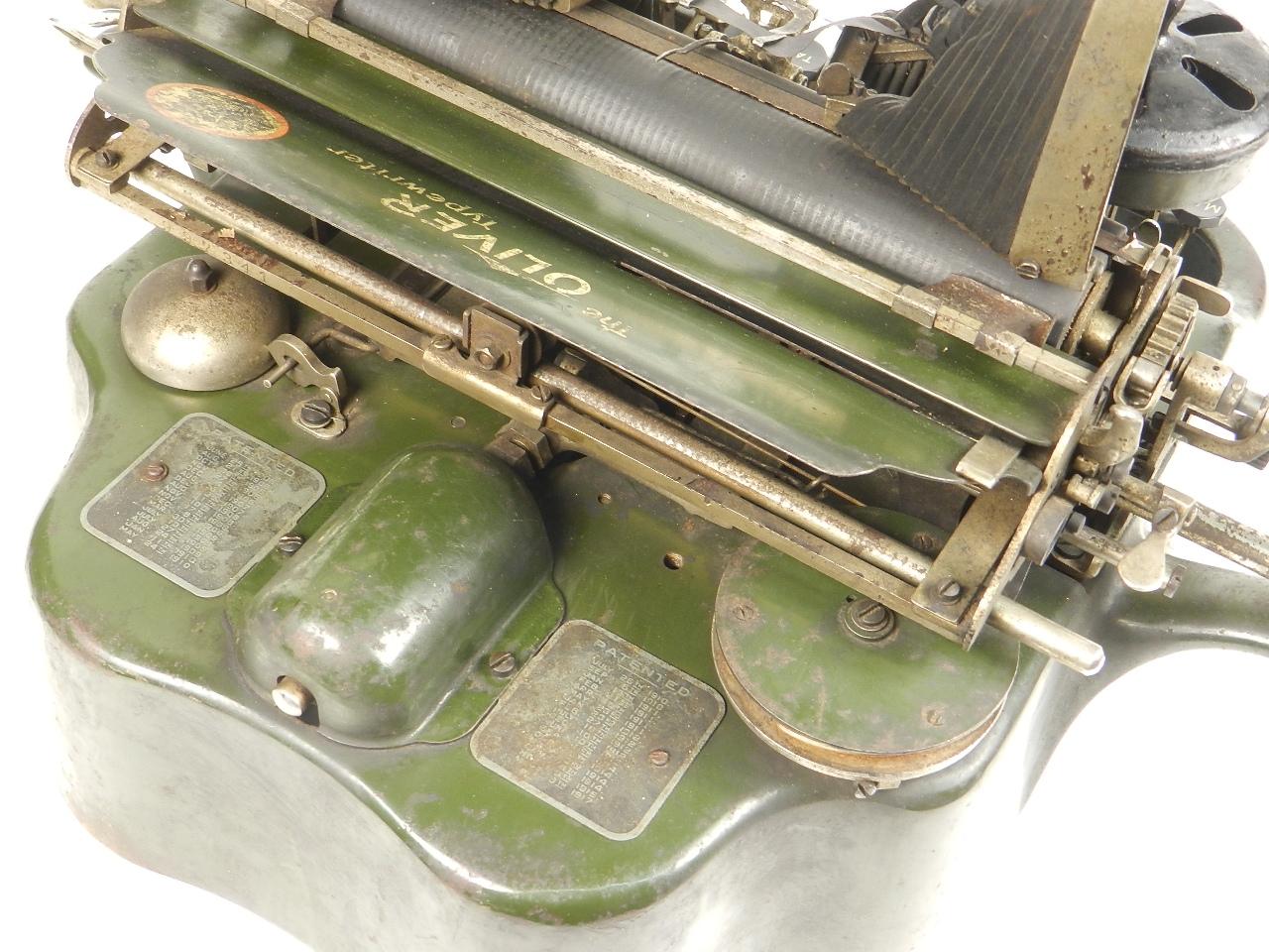 Imagen OLIVER Nº9  AÑO 1917 28328