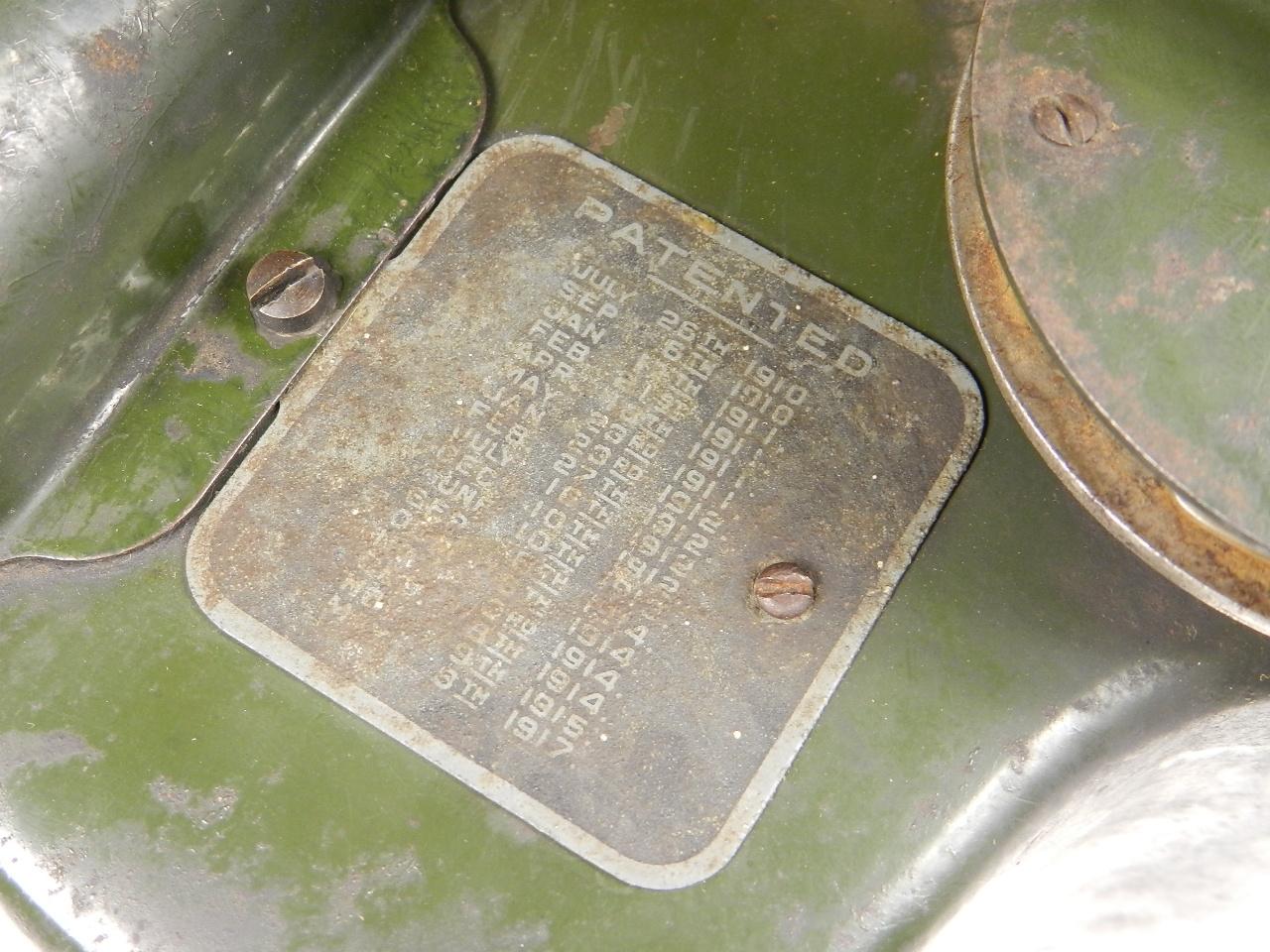 Imagen OLIVER Nº9  AÑO 1917 28329