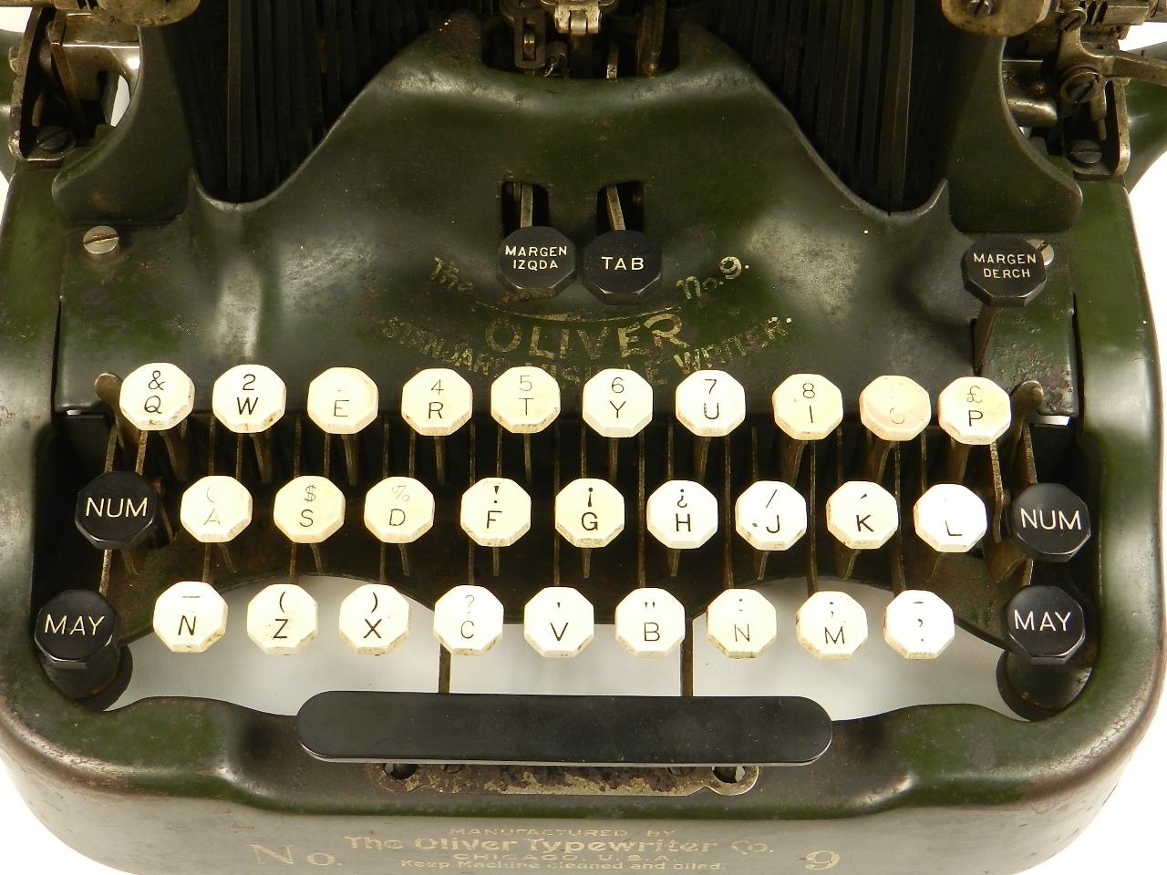 Imagen OLIVER Nº9  AÑO 1917 28319