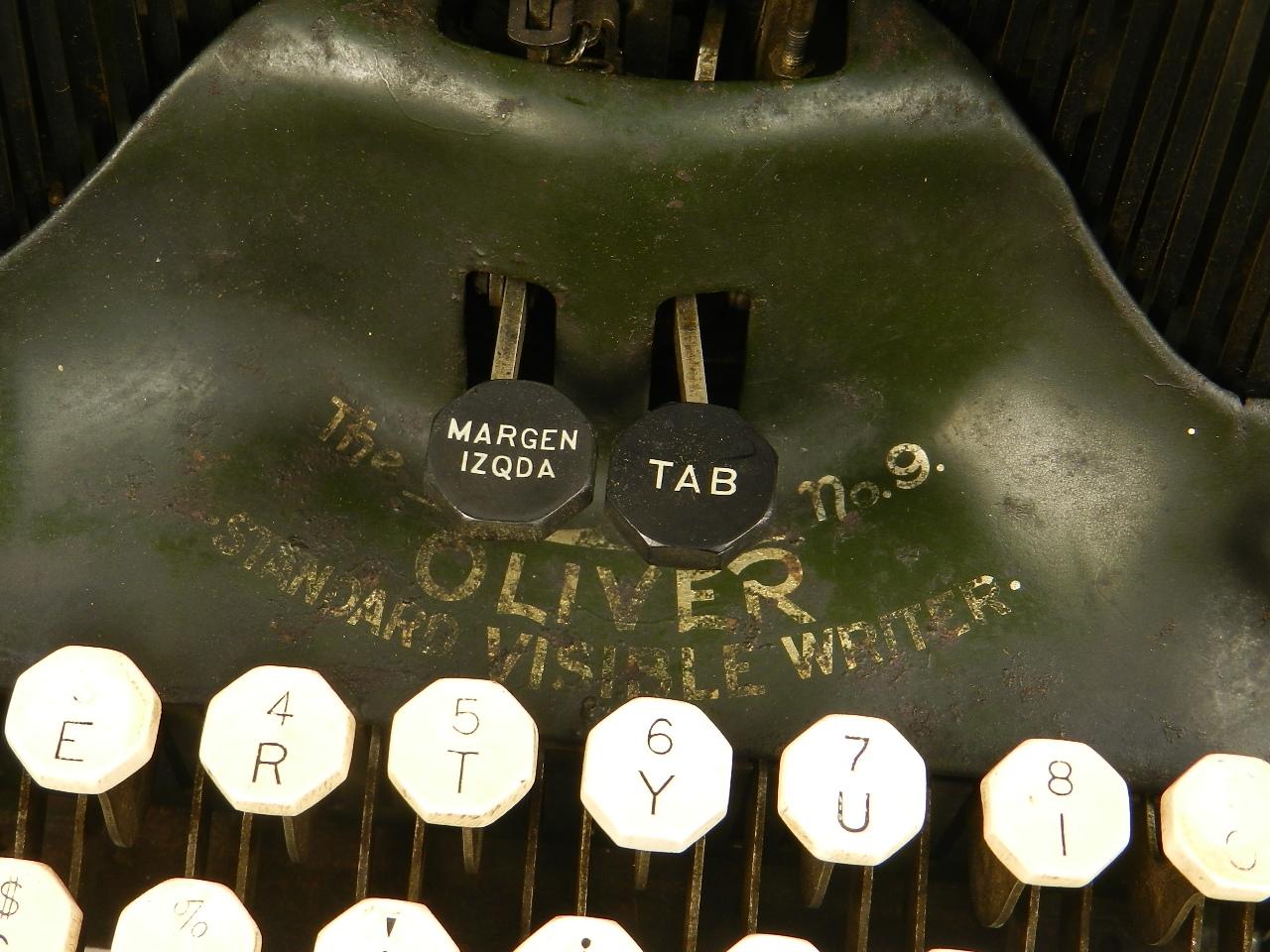 Imagen OLIVER Nº9  AÑO 1917 28320