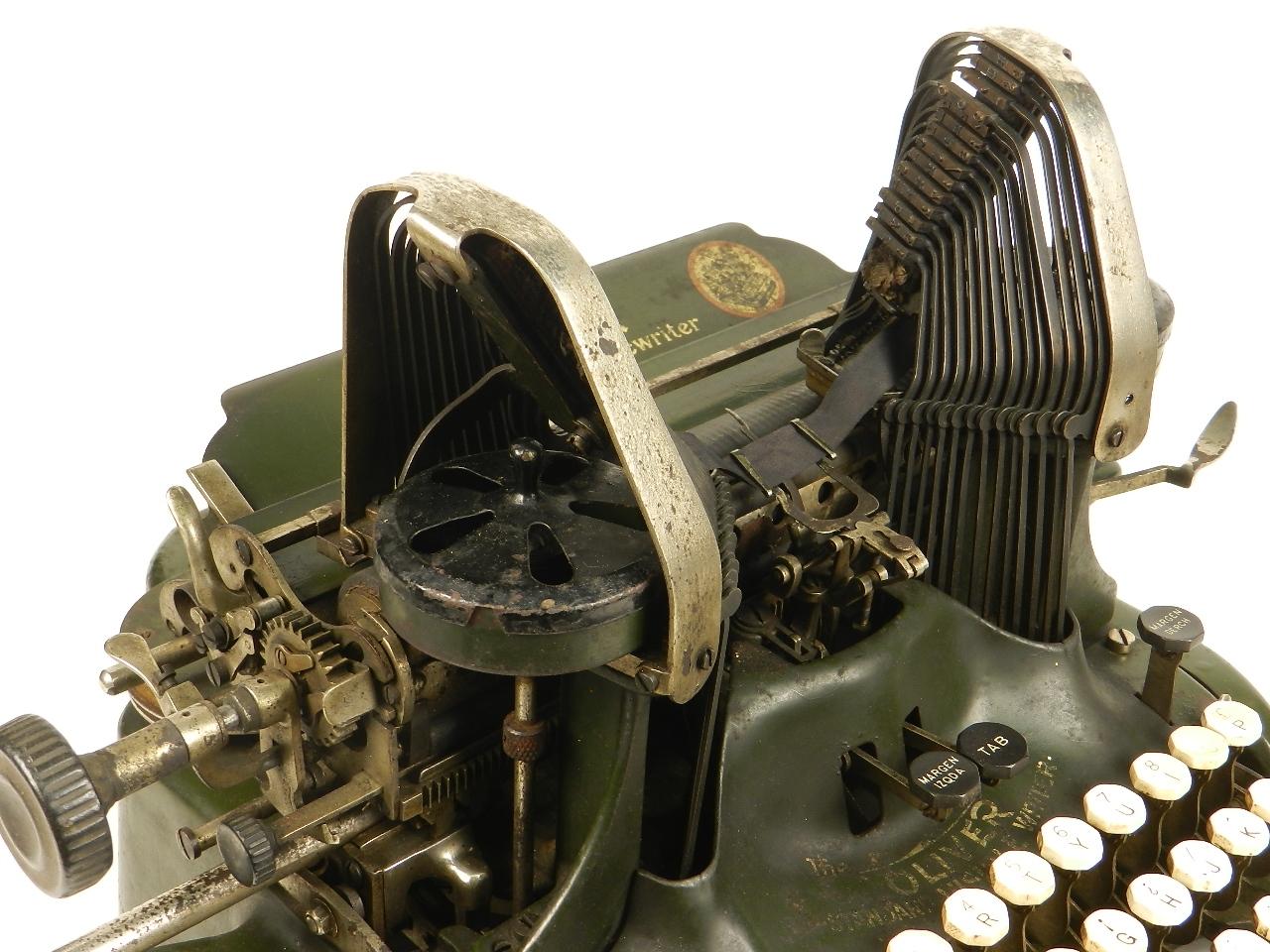 Imagen OLIVER Nº9  AÑO 1917 28326