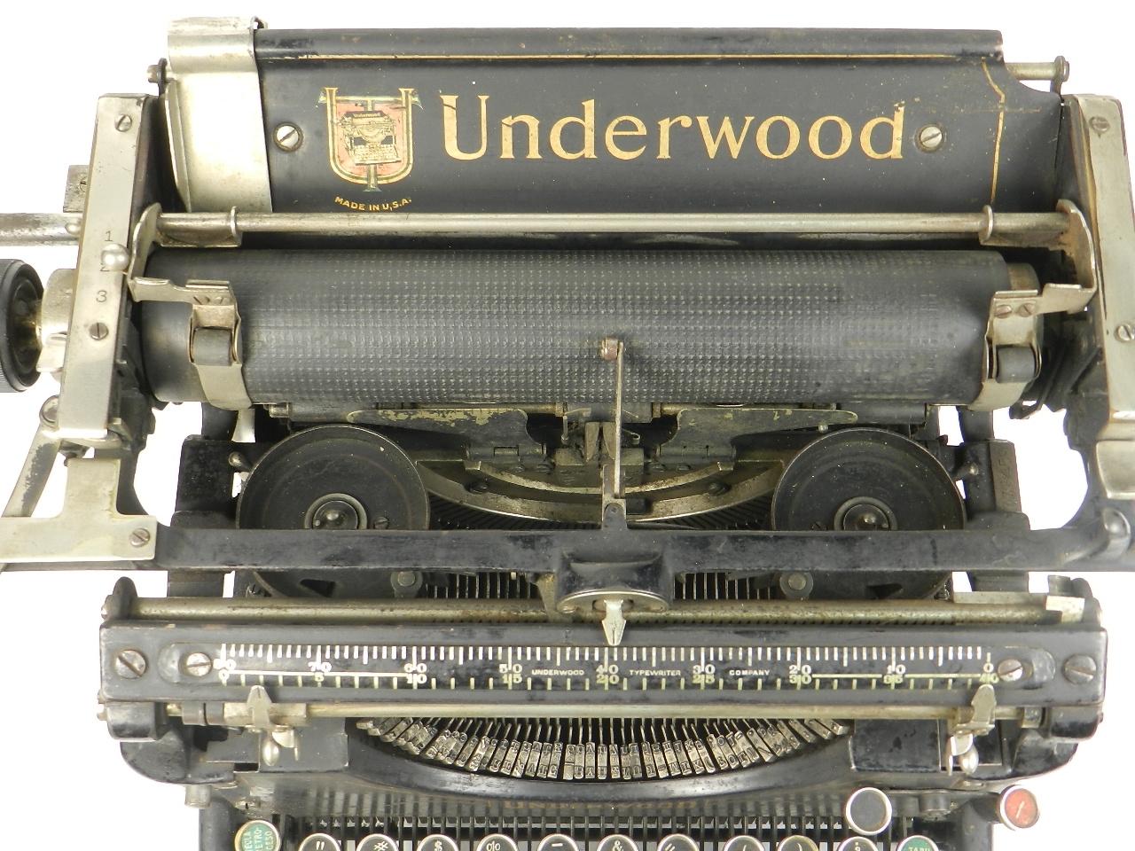 Imagen UNDERWOOD  Nº5  AÑO 1924 28414