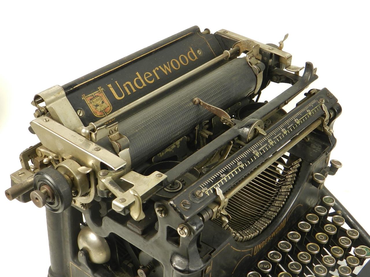 Imagen UNDERWOOD  Nº5  AÑO 1924 28415