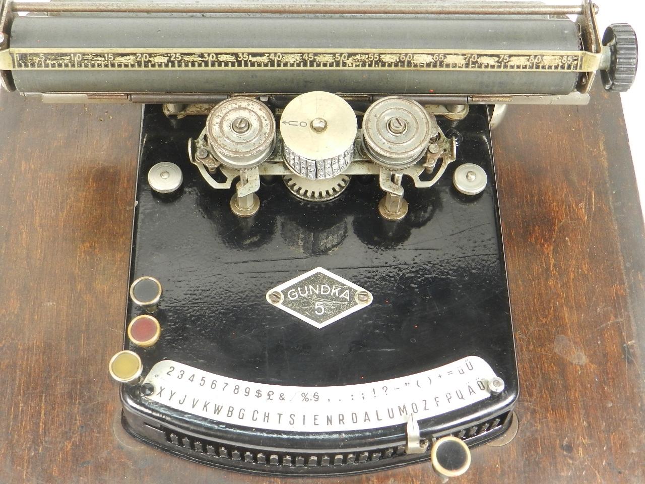 Imagen GUNDKA Nº5 AÑO 1924 28475