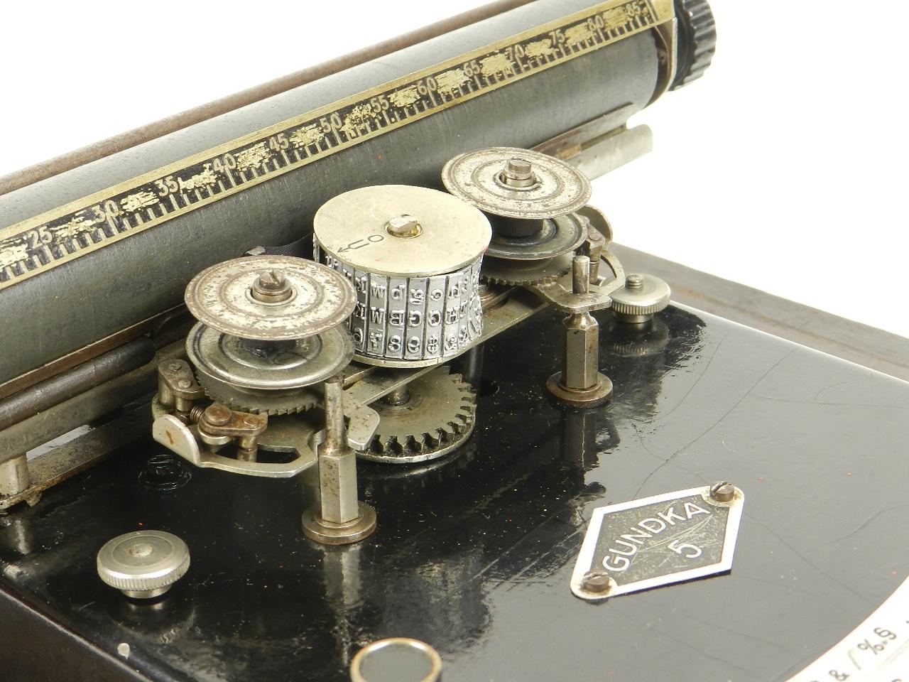 Imagen GUNDKA Nº5 AÑO 1924 28477