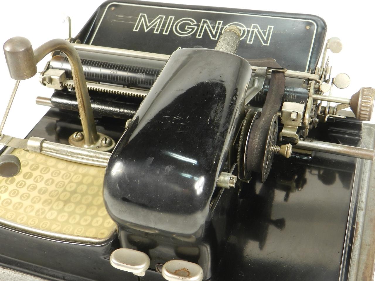 Imagen MIGNON Nº3 AÑO 1914  28479