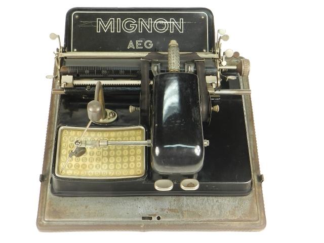 MIGNON Nº3 AÑO 1914