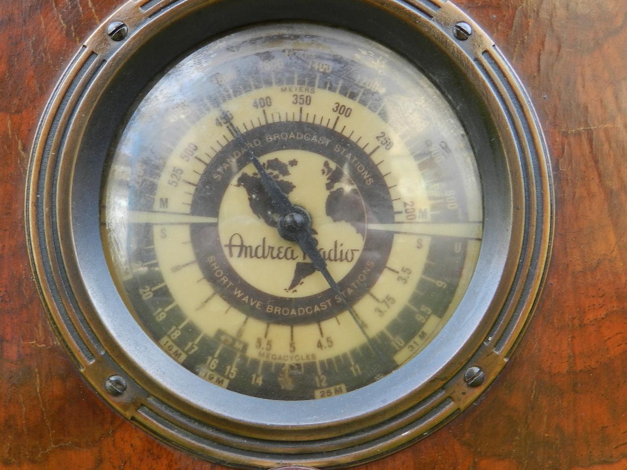 Imagen RADIO GRAMOLA ANDREA AÑO 1940 28550