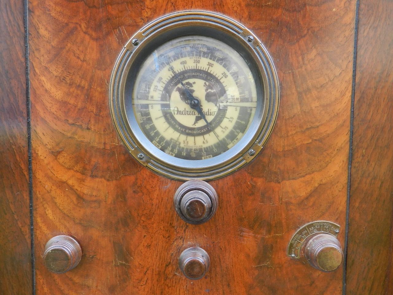Imagen RADIO GRAMOLA ANDREA AÑO 1940 28551