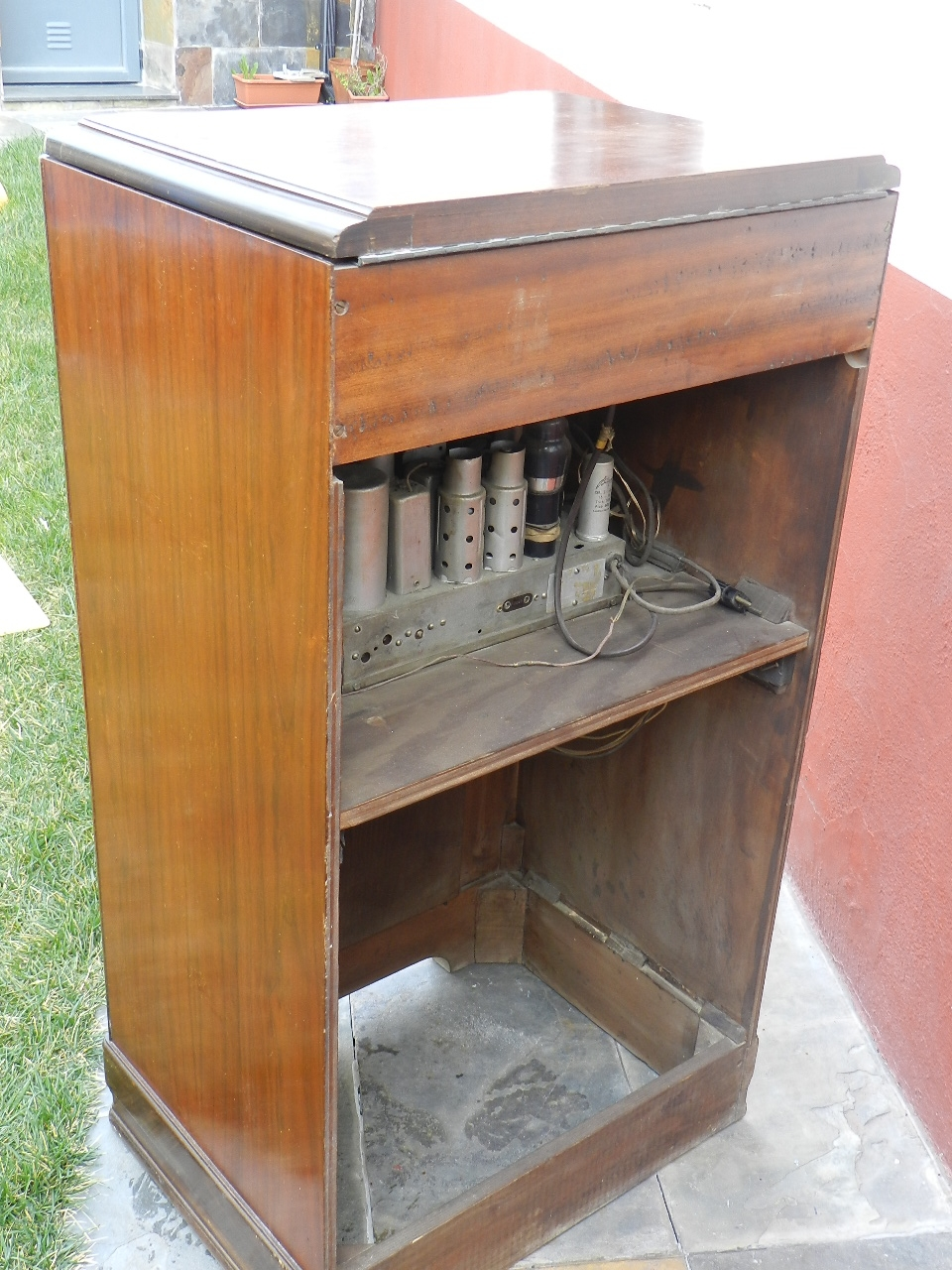 Imagen RADIO GRAMOLA ANDREA AÑO 1940 28562