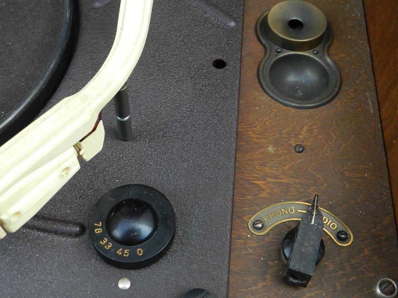 Imagen RADIO GRAMOLA ANDREA AÑO 1940 28555