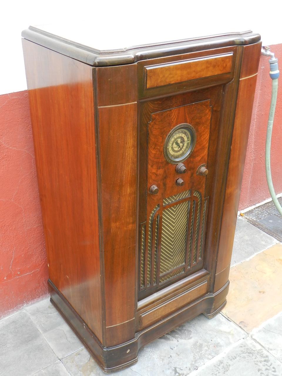 Imagen RADIO GRAMOLA ANDREA AÑO 1940 28557