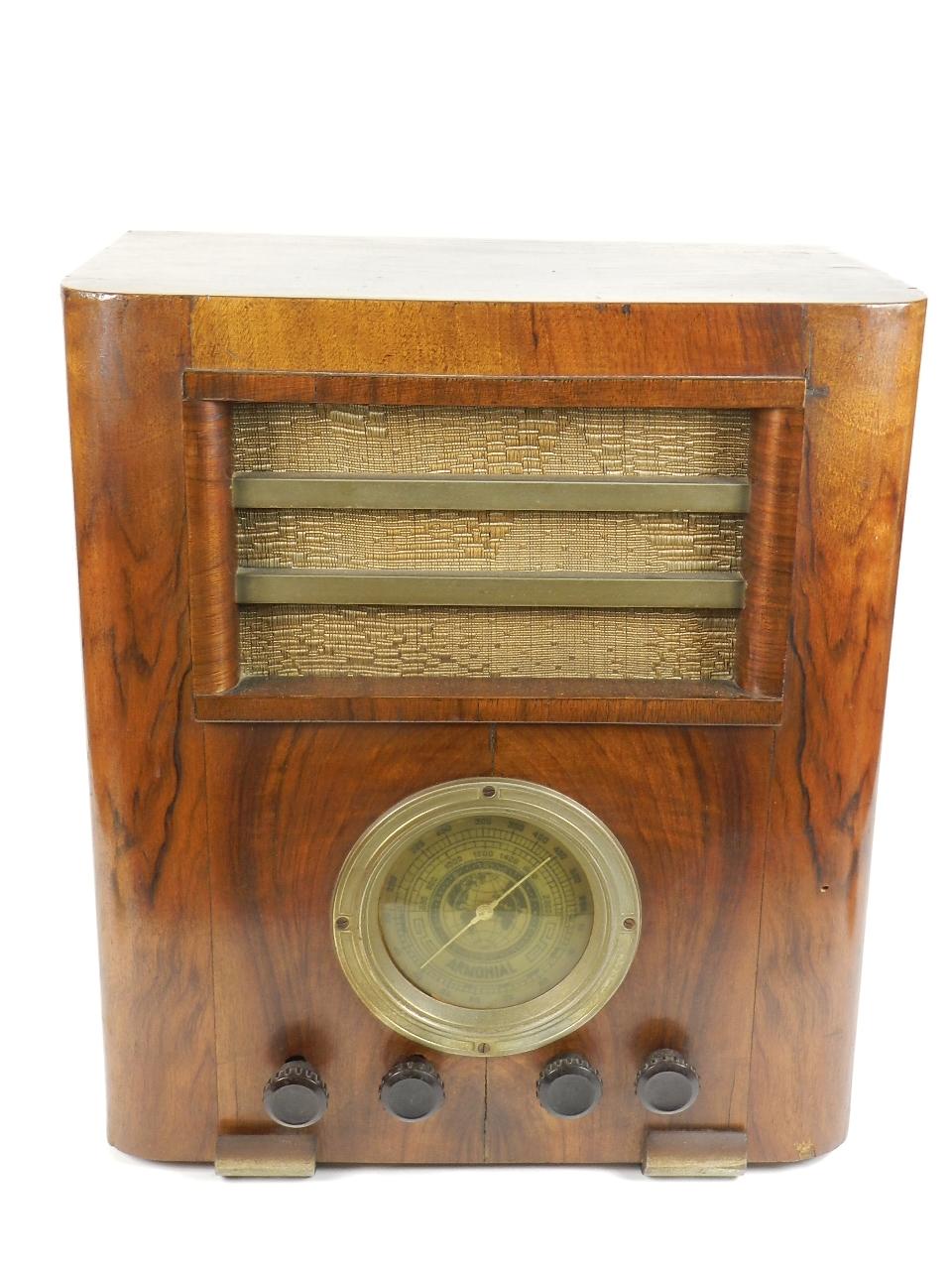 Imagen RADIO  ARMONIAL AÑO 1938 28573